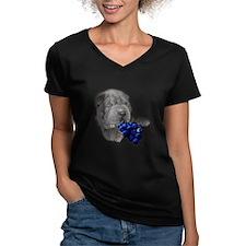 Blue Shar Pei Shirt