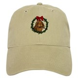 Christmas Rabbit Baseball Cap