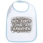 Hug a Gardener Bib