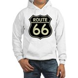Retro Route 66 Jumper Hoody