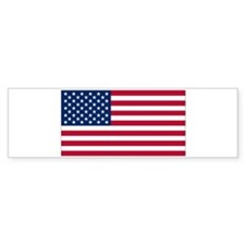 US Flag Bumper Bumper Sticker