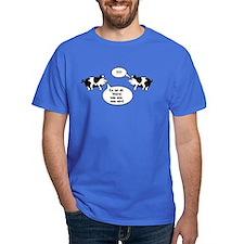 Schweine (black/white) T-Shirt