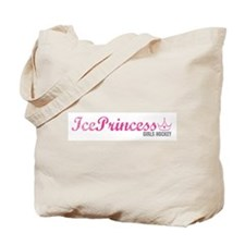 Hockey princess Tote Bag