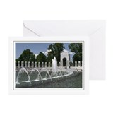 WWII Memorial Greeting Cards (Pk of 10)