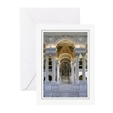 Library of Congress Hall Greeting Cards (Pk of 10)
