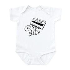 Mixtape Symbol Infant Bodysuit