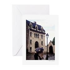 Paris Image #1 Greeting Cards (Pk of 10)