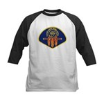 Cache Creek Police Kids Baseball Jersey