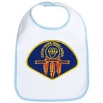 Cache Creek Police Bib