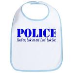 Hook'em Police Bib