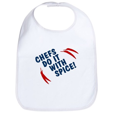Chefs Do It With Spice Bib