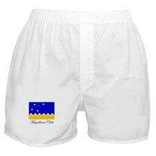 Magallanes Chile - Flag Boxer Shorts