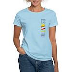 eSwatini Stamp Women's Light T-Shirt