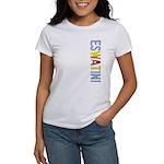eSwatini Stamp Women's T-Shirt