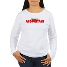 Uber Accountant T-Shirt