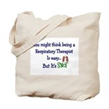 Unique Respiratory Tote Bag