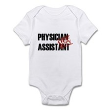 Off Duty Physician Assistant Infant Bodysuit