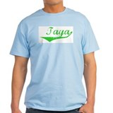 Taya Vintage (Green) T-Shirt