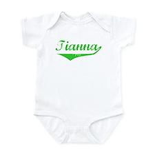 Tianna Vintage (Green) Onesie