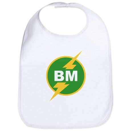 BM Best Man Bib