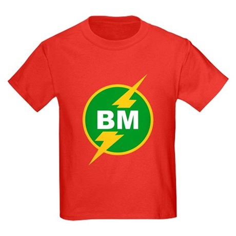 BM Best Man Kids T-Shirt