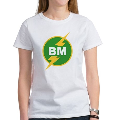 BM Best Man Womens T-Shirt