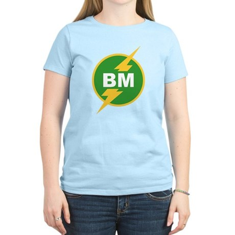 BM Best Man Womens Light T-Shirt