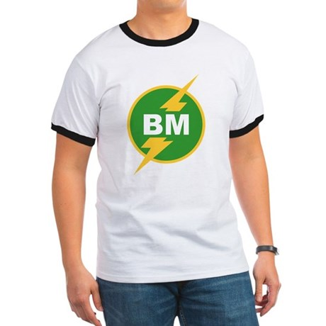 BM Best Man Ringer T