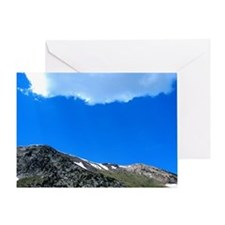 Pecos Baldy Greeting Card