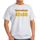 Bavarian Weiss Czech - Ash Grey T-Shirt