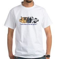 HereIt4Guys Great Dane Shirt