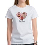 I Love Daylilies Women's T-Shirt