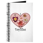 I Love Daylilies Journal