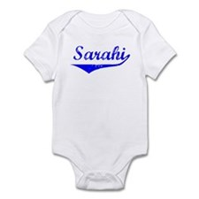 Sarahi Vintage (Blue) Infant Bodysuit