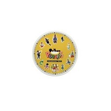 Pelham Puppets Mini Button