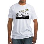 Heaven - Thoreau Fitted T-Shirt