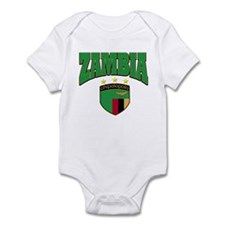 Chipolopolo of Zambia Infant Bodysuit