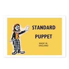 Pelham Puppets Postcards (Package of 8)