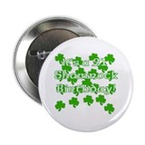 "21 Shamrock Birthday 2.25"" Button"