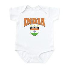 Indian cricket design Onesie