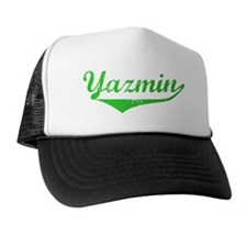 Yazmin Vintage (Green) Trucker Hat
