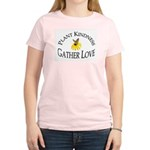 Plant Kindness Gather Love Women's Light T-Shirt