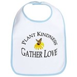Plant Kindness Gather Love Bib
