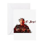 O Joy! Greeting Card
