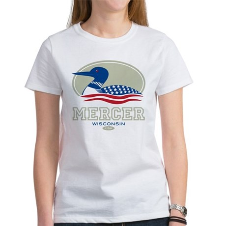 Loon Day Mercer Women's T-Shirt