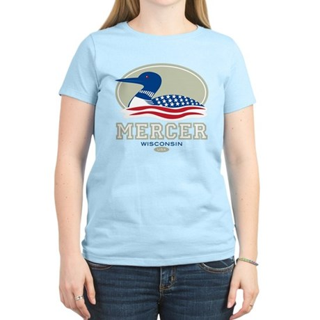 Loon Day Mercer Women's Light T-Shirt