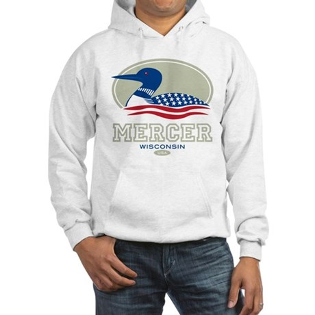 Loon Day Mercer Hooded Sweatshirt