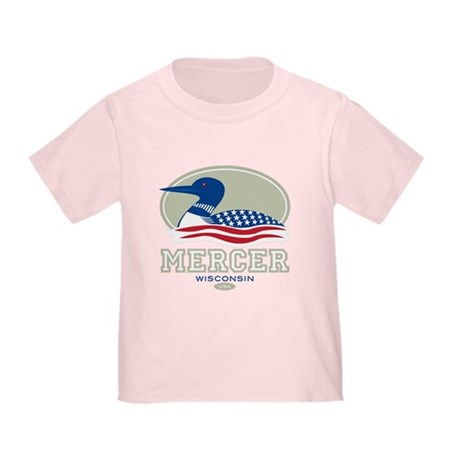 Loon Day Mercer Toddler T-Shirt