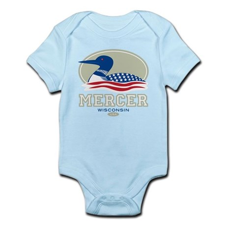 Loon Day Mercer Infant Bodysuit