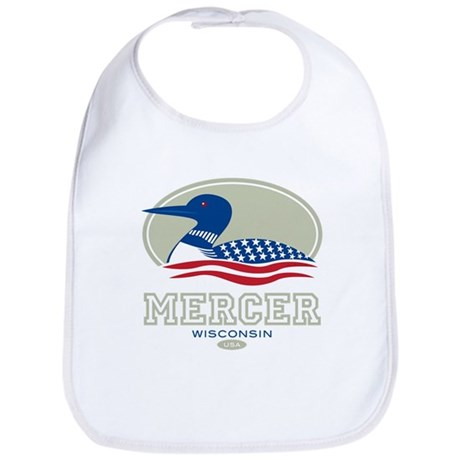 Loon Day Mercer Bib